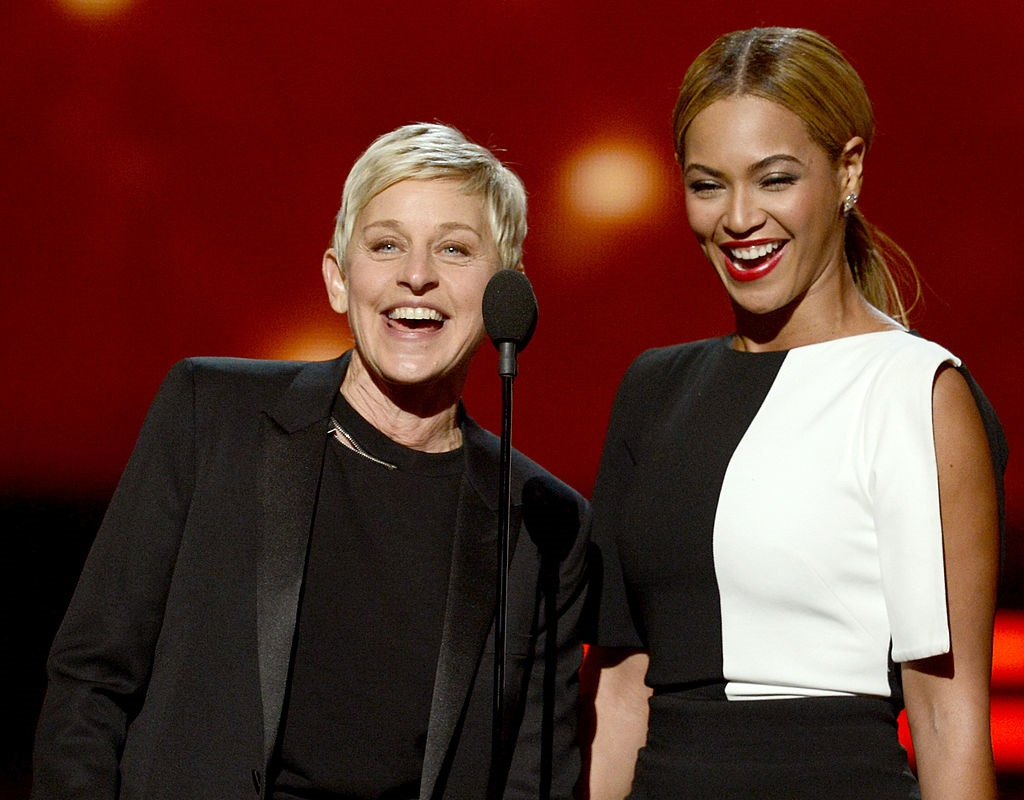 Ellen DeGeneres is desperately trying to get Beyoncé to follow her on Instagram