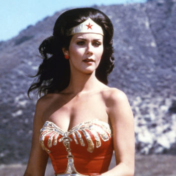 Lynda Carter, the OG Wonder Woman, just clapped back against James Cameron's sexist critique of the new movie