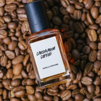 Watch out, pumpkin spice — Lush's Cardamom Coffee fragrance is going to be our favorite fall scent