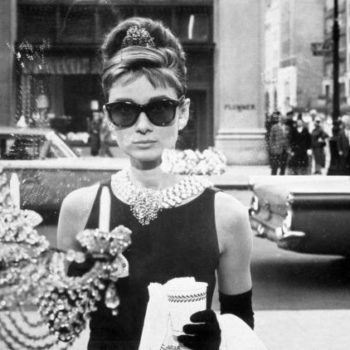 """Audrey Hepburn's """"Breakfast at Tiffany's"""" script was auctioned off for $850K"""