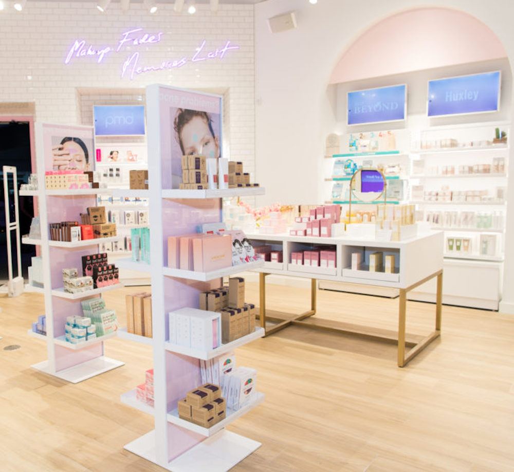 Forever 21's new Riley Rose beauty stores have everything you need in skin care and home decor