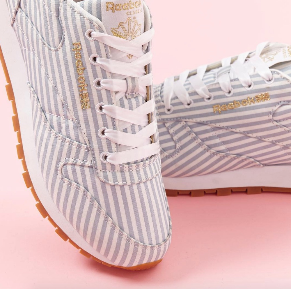 ASOS and Reebok collaborated on a sneaker collection that will knock your socks off