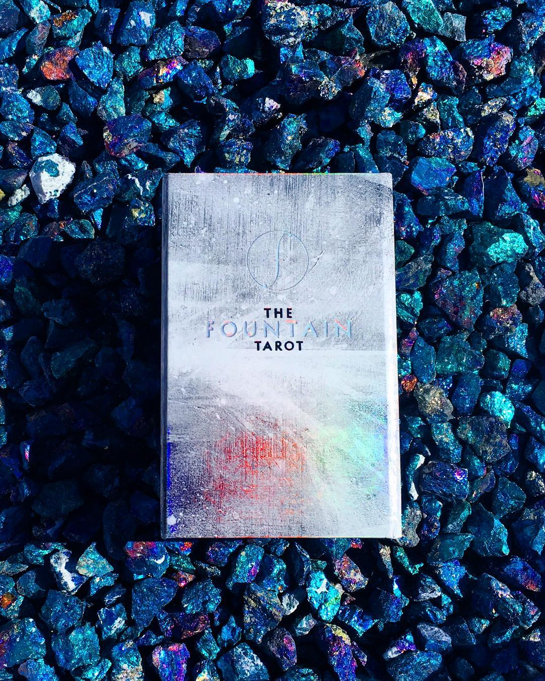 The Fountain Tarot deck will add a double dose of beauty and magic to your daily practice