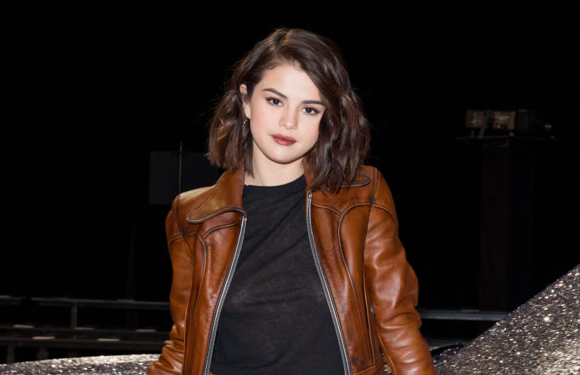 Selena Gomez's goth gym look is perfect for your Halloween workout
