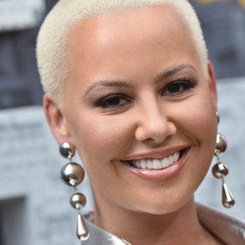 Amber Rose made a video speaking out about the tampon tax, because periods are not a luxury