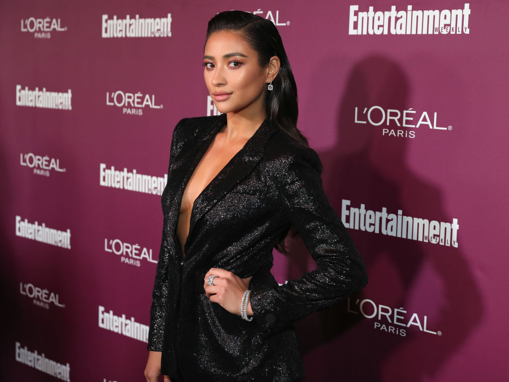 """Pretty Little Liars"" fans can breathe again, because Shay Mitchell is getting her own show"