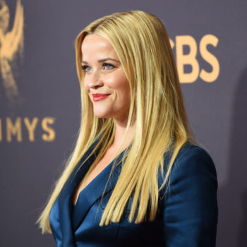 """Reese Witherspoon thinks she knows why Trump stole part of her speech from """"Legally Blonde"""""""