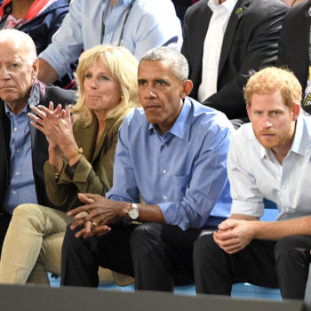 Prince Harry, Barack Obama, and Joe Biden are a #squad now, and this is a bromance we can get behind