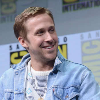 Ryan Gosling used to be something of a cellophane salesman and TBH, we'd buy anything from him