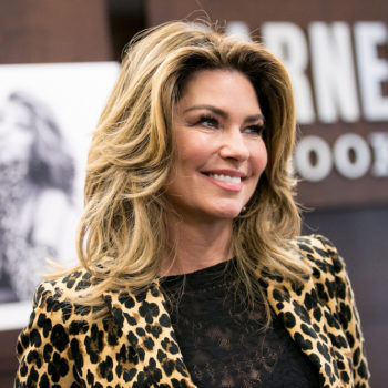 You need to hear these Shania Twain covers by country stars in honor of Shania's new album release