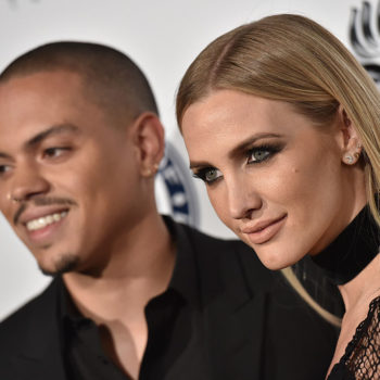 Ashlee Simpson posted the sweetest anniversary message to husband Evan Ross