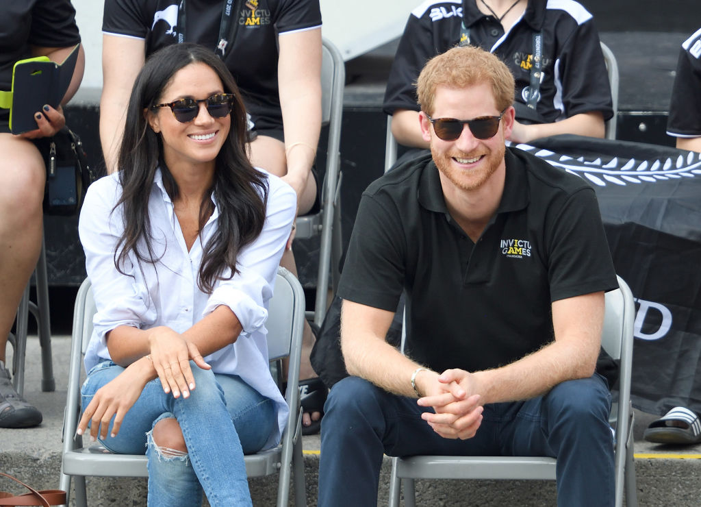 Prince Harry kissed Meghan Markle in public and hung out with her mom, so we're waiting for that engagement news