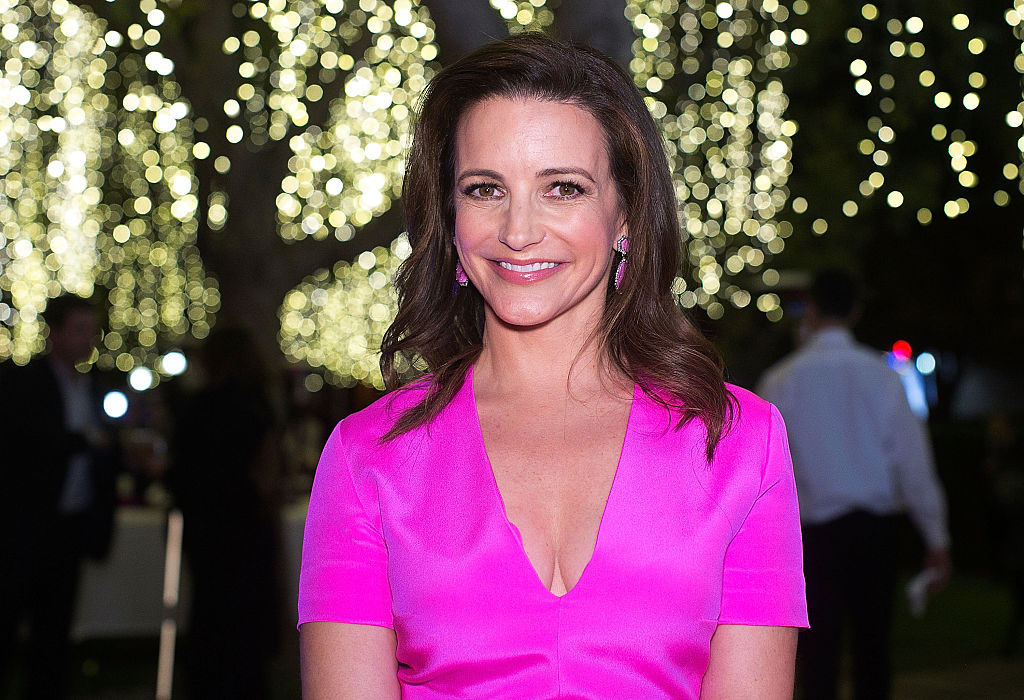 """Charlotte (aka Kristin Davis) is frustrated that """"Sex and the City 3"""" won't be happening, and same"""