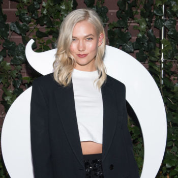 If you're searching for a unique wedding look, let Karlie Kloss provide you with a little inspiration