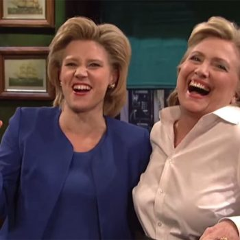 """Kate McKinnon loves impersonating Hillary Clinton on """"SNL"""" for this specific reason"""