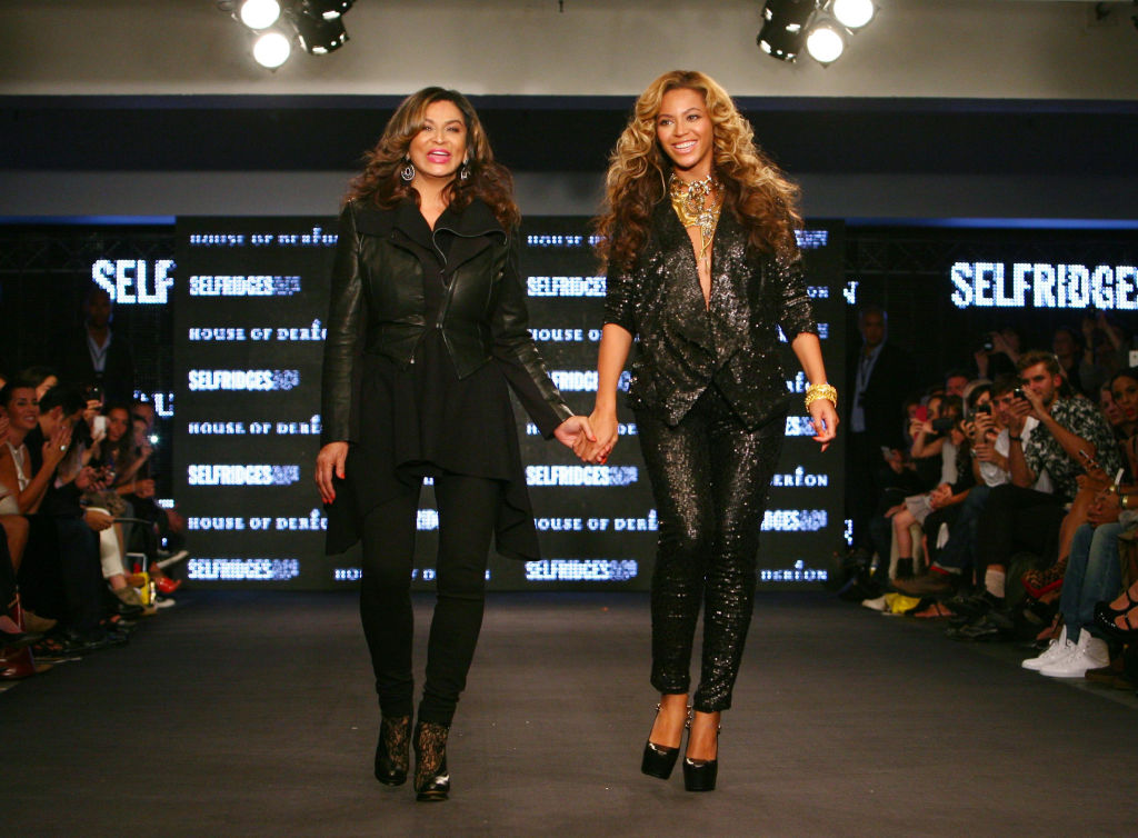 Watch Beyoncé's mom, Tina Knowles-Lawson, dance to a Destiny's Child song in this #goals-worthy workout video