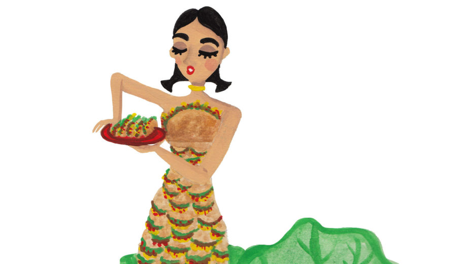 This mermaid wants us to taco 'bout National Taco Day