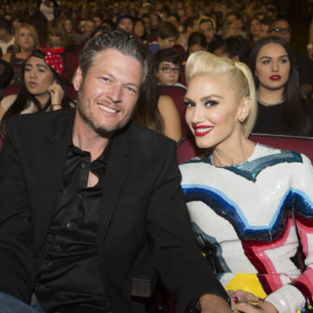 "Blake Shelton just told an entire audience about ""messin' around"" with Gwen Stefani, and even Gwen looked shocked"