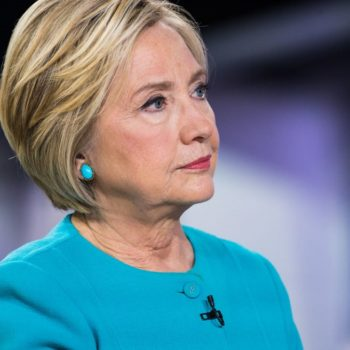 Hillary Clinton's response to the Las Vegas shooting is incredibly important to read