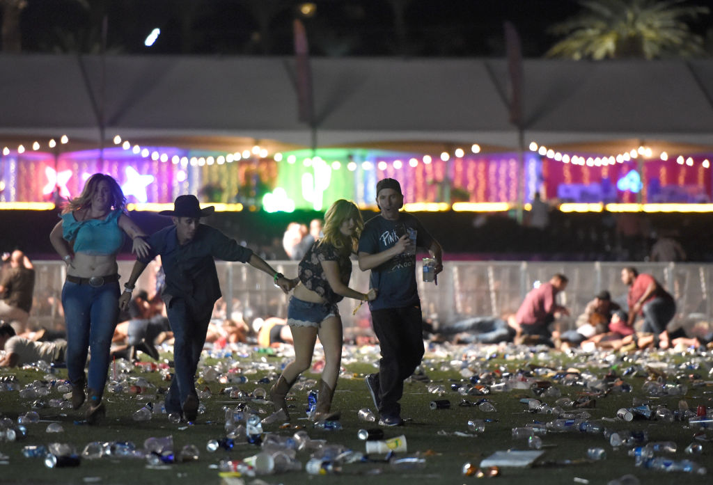 "Las Vegas suspect Stephen Paddock's family is ""completely dumbfounded"" by mass shooting"
