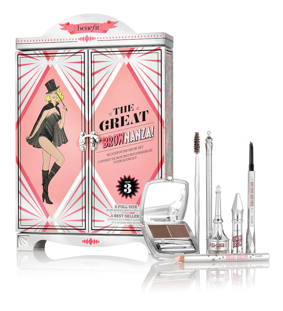For National Brow Day, Benefit launched the only eyebrow kit you'll ever need