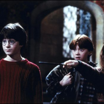"""Harry Potter"" is getting a book about wands, so prepare to swish and flick"