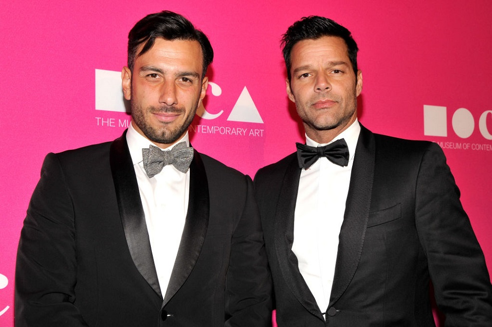 "Ricky Martin revealed his upcoming wedding will be a ""three-day event"""