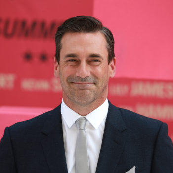"""Jon Hamm just landed his first regular TV role since """"Mad Men,"""" and Amazon's about to get a lot more handsome"""