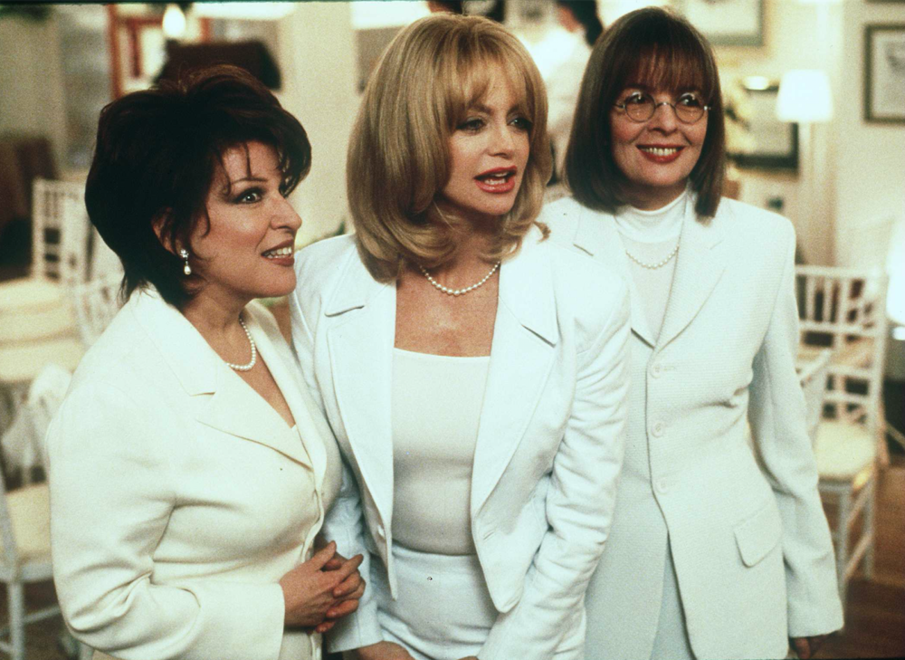 """""""First Wives Club"""" is being rebooted as a TV series, and in even better news, it will have a diverse cast"""