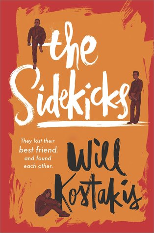 Picture of The Sidekicks Book