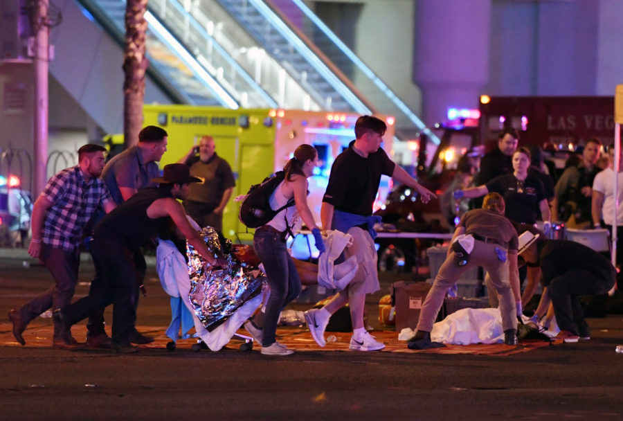 "These heroic paramedics described the ""agonizing"" decisions they had to make in the aftermath of the Las Vegas shooting"