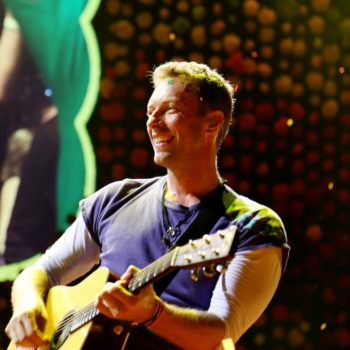 """Coldplay covered Tom Petty's """"Free Fallin'"""" in a gorgeous tribute"""