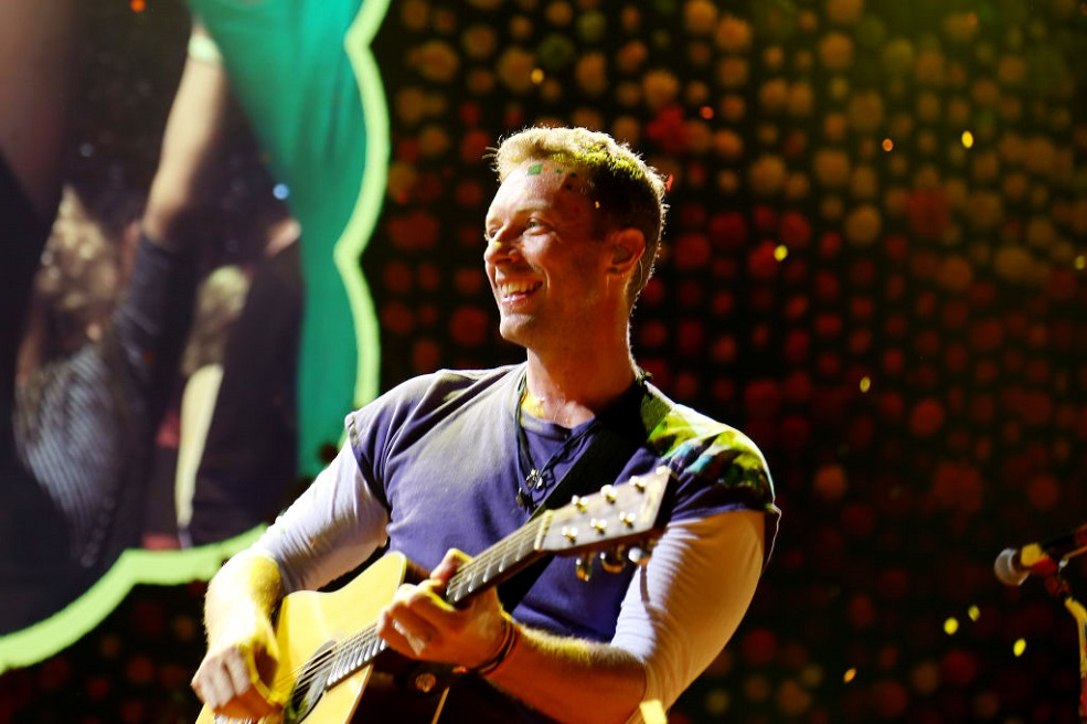 "Coldplay covered Tom Petty's ""Free Fallin'"" in a gorgeous tribute"