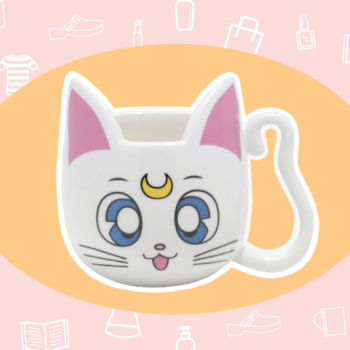 WANT/NEED: This Sailor Moon Artemis mug makes the perfect coffee companion, and more stuff you want to buy