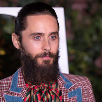 Jared Leto will play Hugh Hefner in a movie directed by Brett Ratner, and this is a lot to unpack