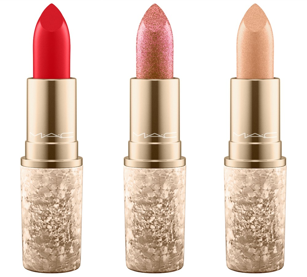 MAC's new holiday collection will have you sparkling like a disco snowball