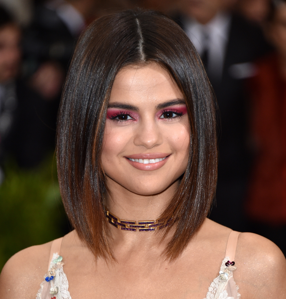From Selena Gomez's beachy waves to her long bob, here are 15 of her best hair moments