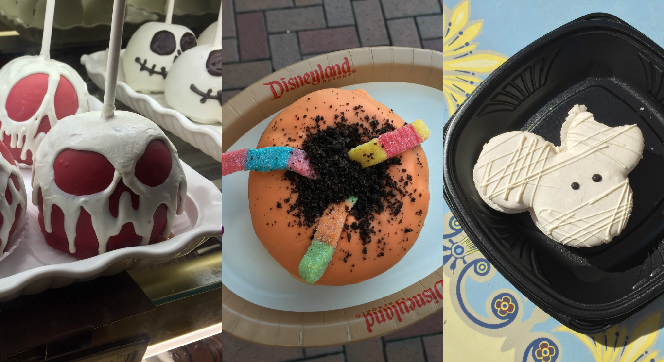 We taste-tested Halloween treats at Disneyland, and here's what you need to snack on ASAP