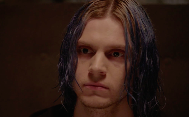 "We finally known which clown is Evan Peters on ""American Horror Story,"" and it is hella disturbing"