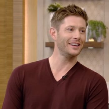 Jensen Ackles and Ryan Seacrest used to be roommates, and here's an epic throwback pic to prove it