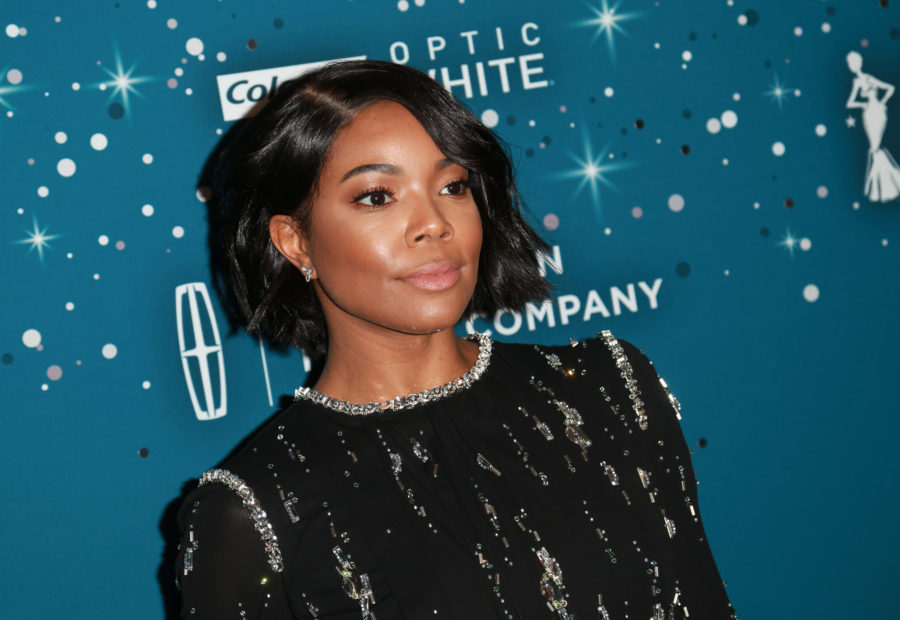 "Gabrielle Union opened up about her struggle with infertility, saying, ""I've had eight or nine miscarriages"""