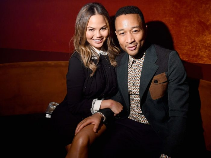 Chrissy Teigen Explains Why She Likes to Make Fun of Herself
