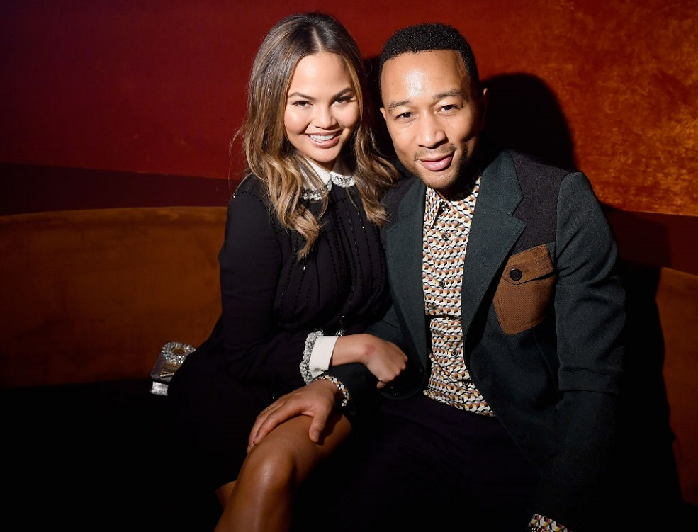 Chrissy Teigen confirmed she and John Legend will soon try for baby #2