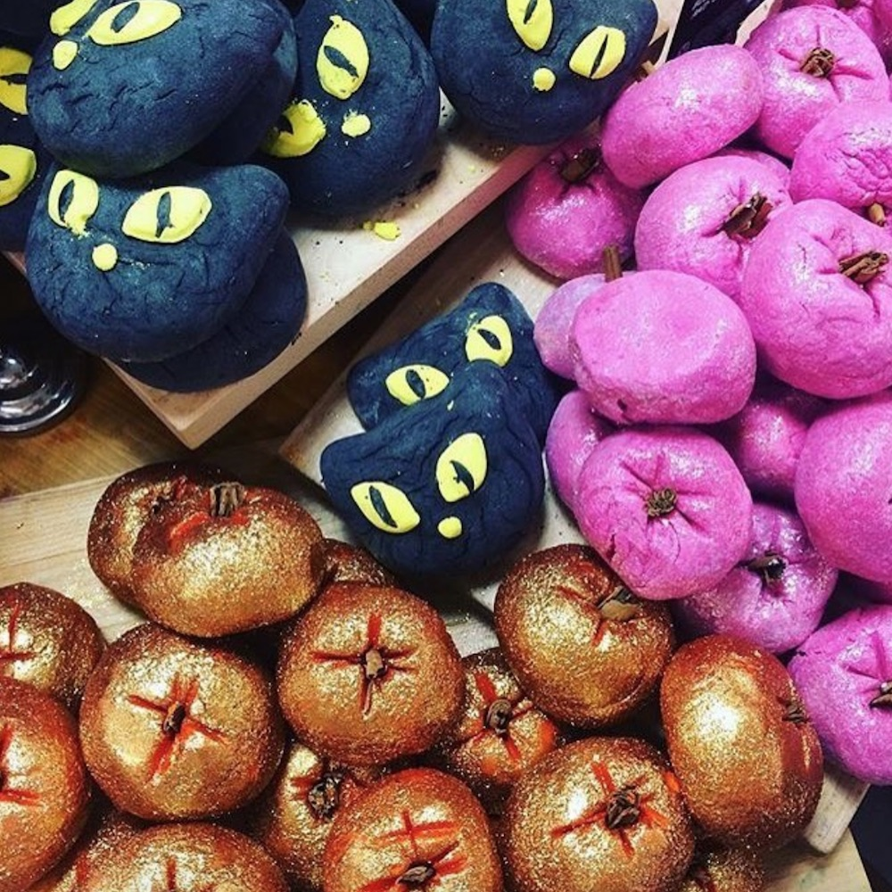 This is how you can win Lush Halloween products throughout the whole spooky month