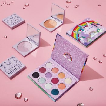 The ColourPop x My Little Pony makeup collection launches in less than 24 hours