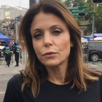 Bethenny Frankel filled up private jets with relief aid for Puerto Rico, because not all heroes wear capes