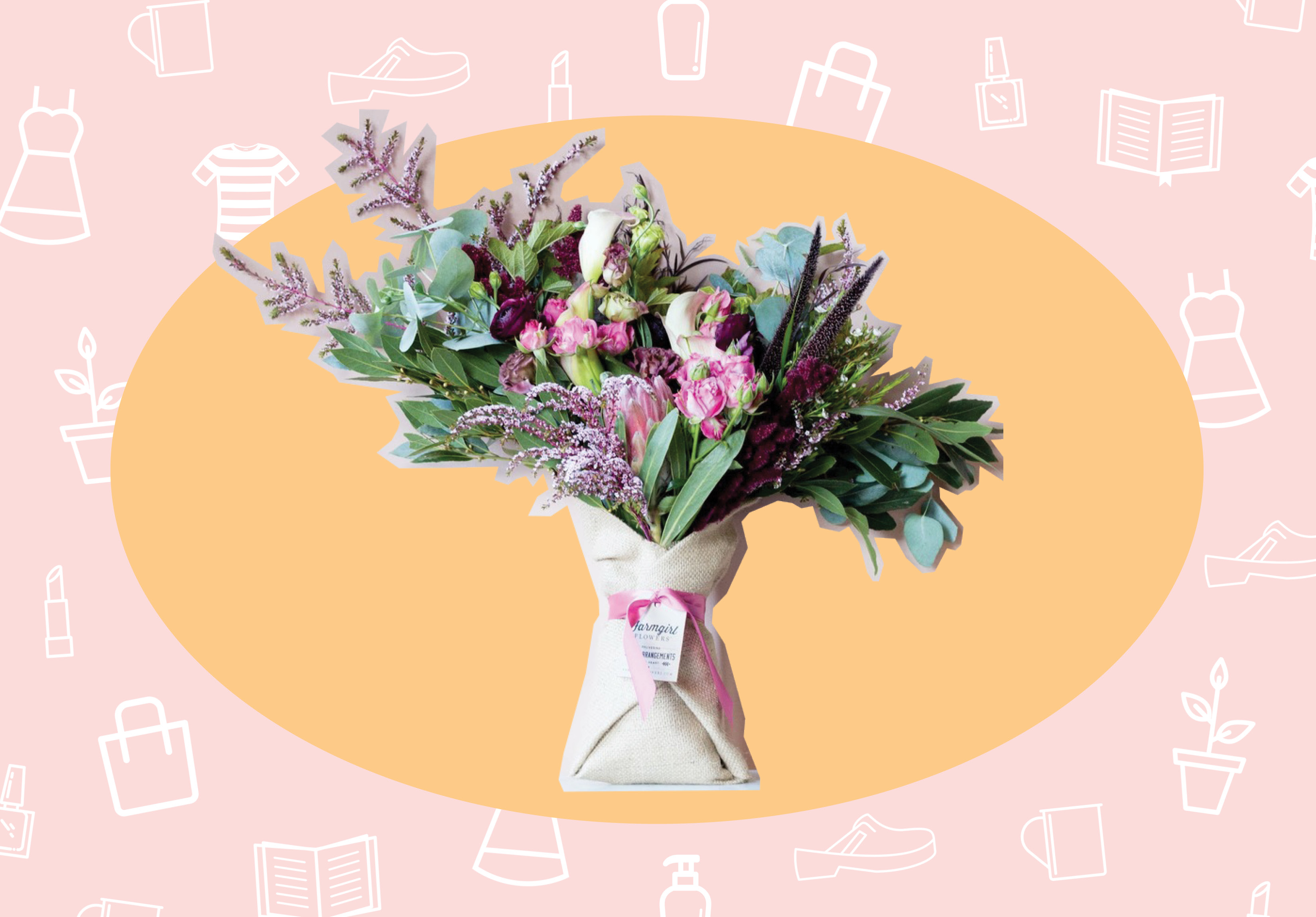 WANT/NEED: Gorgeous flowers that support a worthy cause, and more stuff you'll want to buy