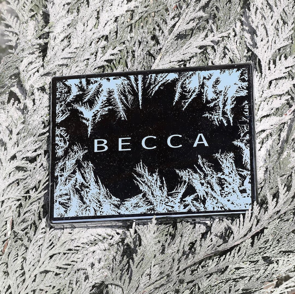 "We can totally see Elsa from ""Frozen"" wearing this new Becca Cosmetics face palette"