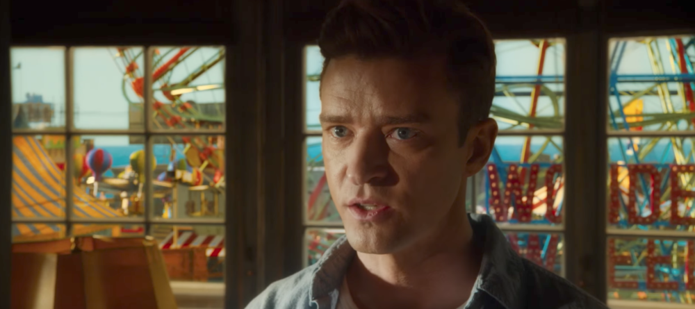 """The first trailer for """"Wonder Wheel"""" is here, and Justin Timberlake and Kate Winslet are in trouble"""