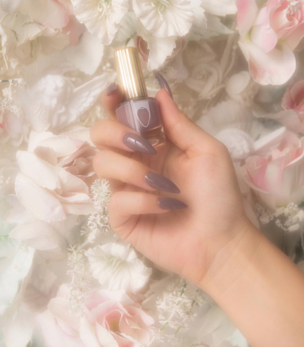Floss Gloss has blessed us with an angelic new nail polish shade